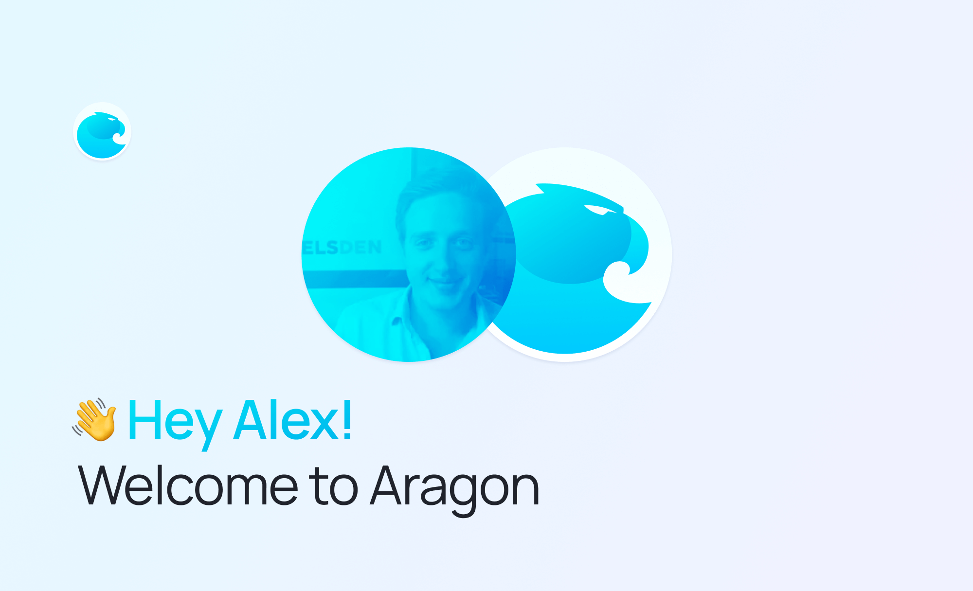 Welcoming Alexander Clayhills as the new Head of Transparency of the Aragon Association