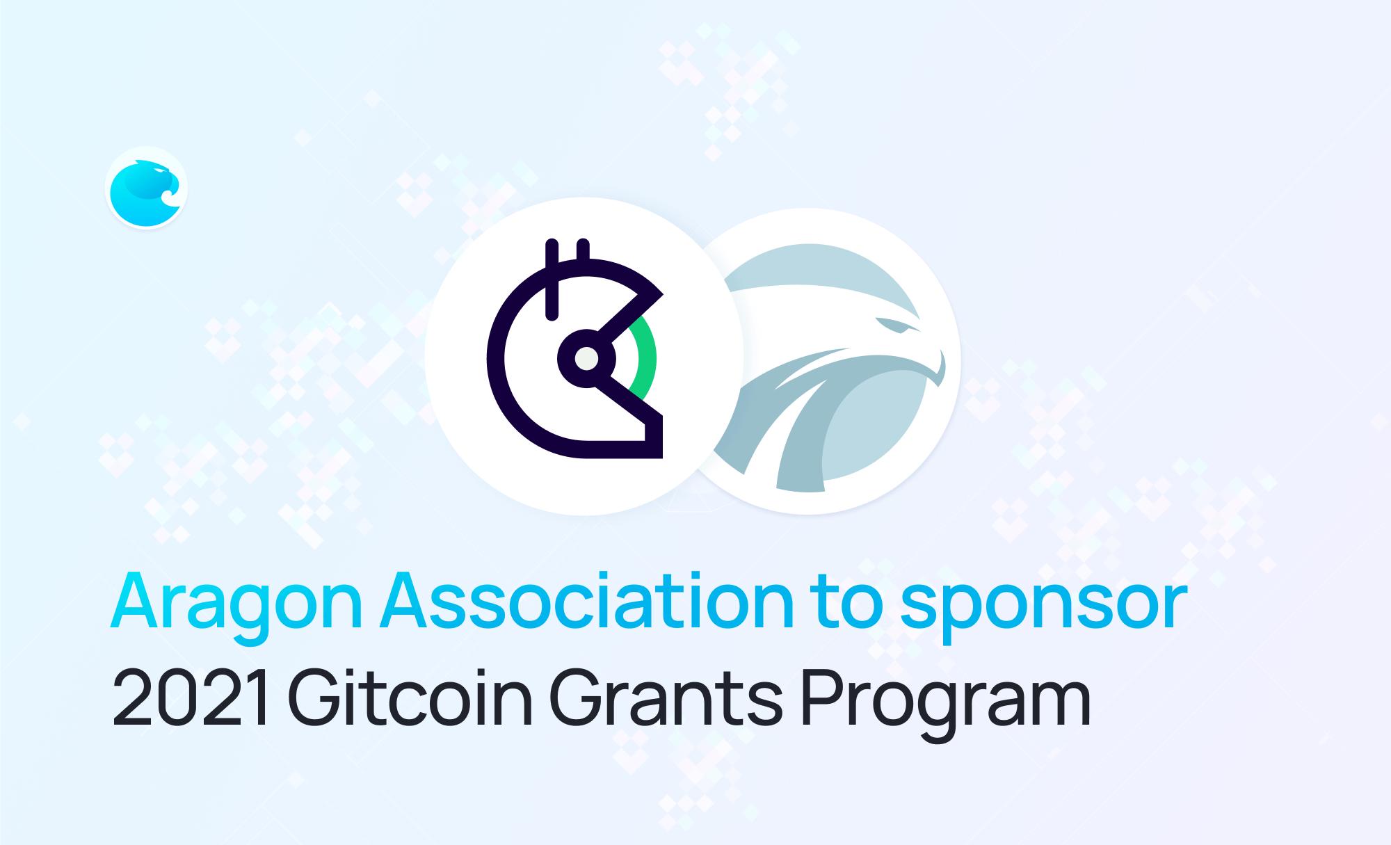 Aragon Association to Sponsor 2021 Gitcoin Grants Program