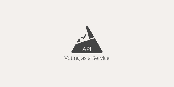 Introducing Voting as a Service